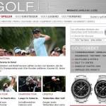 Golf.de (Quelle: Screenshot golf.de)