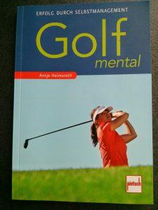 Buchrezension: Golf Mental von Antje Heimsoeth