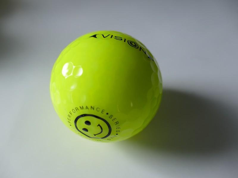 Vision Golfball 808