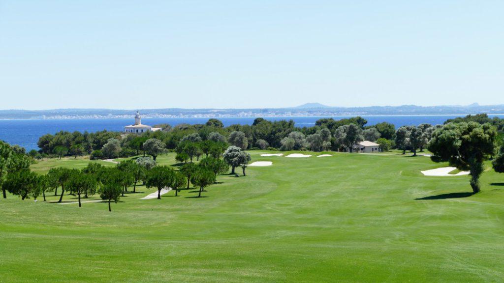 Golfplatz Alcanada