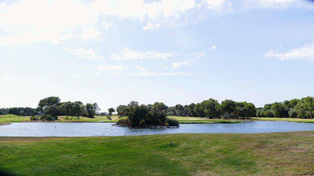 Golfplatz Son Antem West